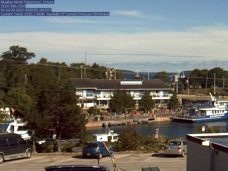webcam tobermory